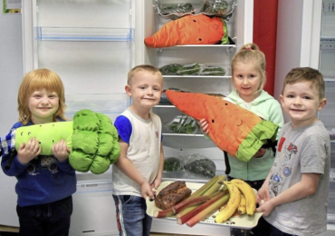 Cloughmills, NI launches first community fridge in effort to cut food waste